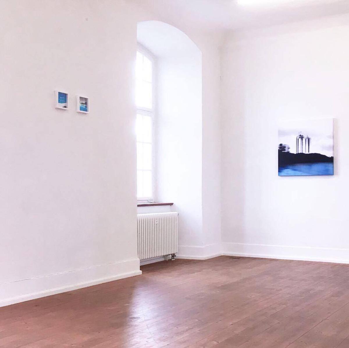 Kunst im Schloss Untergröningen: aufgeSCHLOSSen